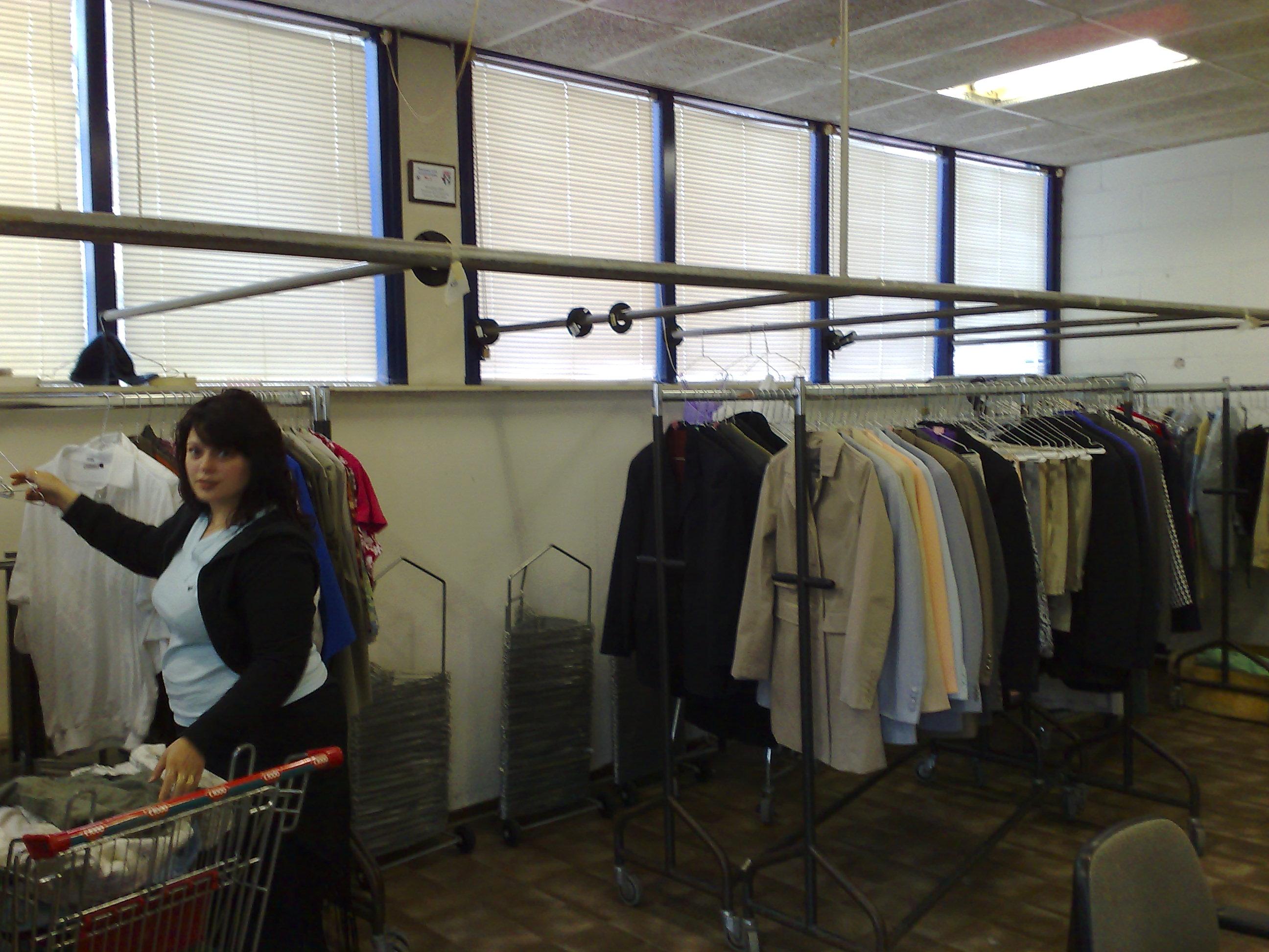 Selectie van kleding