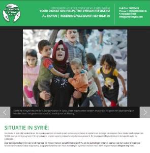 Actie syrië 2014